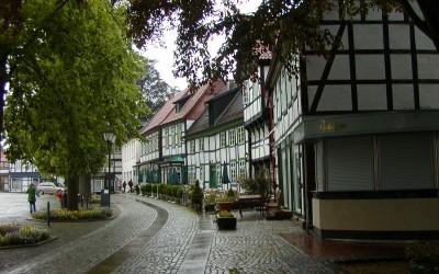 Viaje a Bad Essen, Alemania