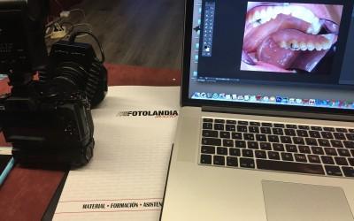 Fotografía aplicada a la Odontología