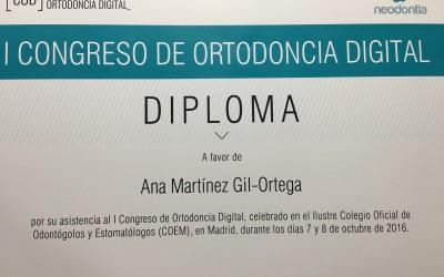 I Congreso de Ortodoncia Digital